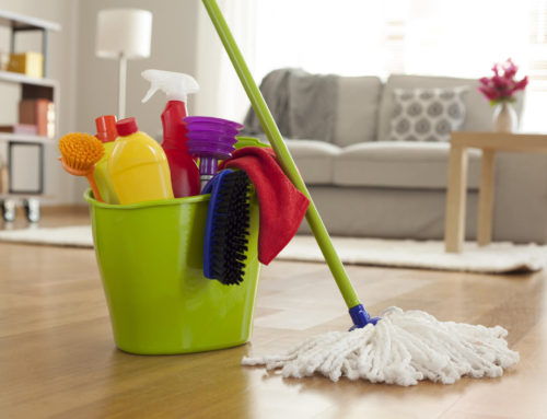 Cleaning Floors Made Easy