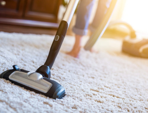 Clean Carpet-Healthy Family!
