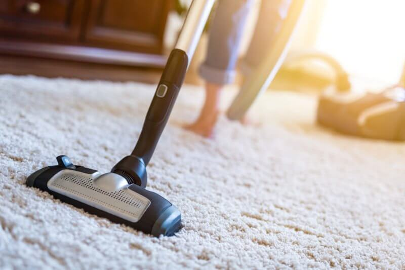 Remove mold spores that hide deep in carpet fibers and can cause asthma in young children.